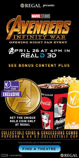 Regal Cinemas, UA & Edwards Theatres: Movie Tickets ...