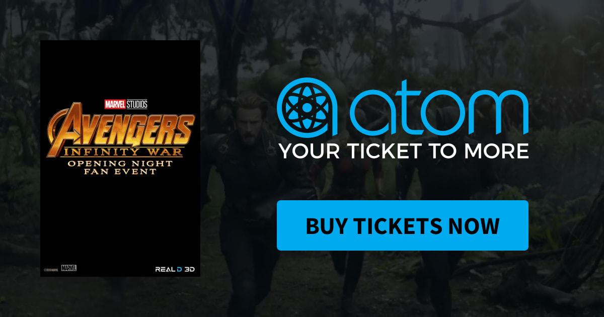 Opening Night Fan Event - Avengers: Infinity War Tickets ...