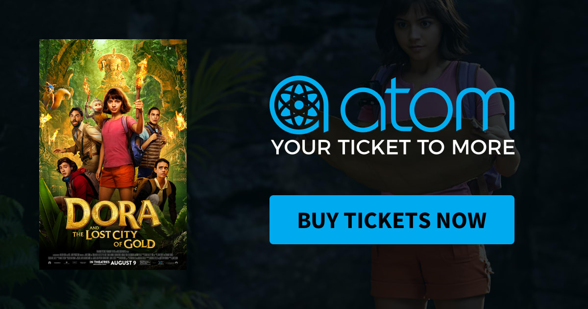 Dora and the Lost City of Gold Tickets, Showtimes & Reviews