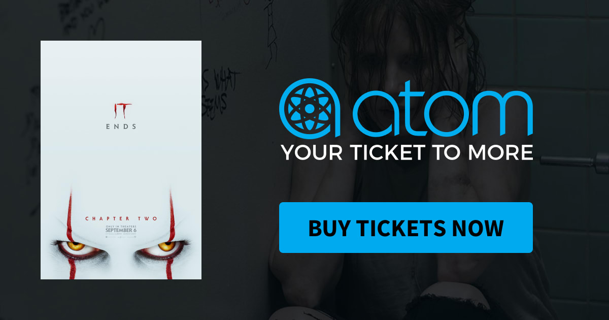 It Chapter Two   Showtimes, Tickets & Reviews - Atom Tickets