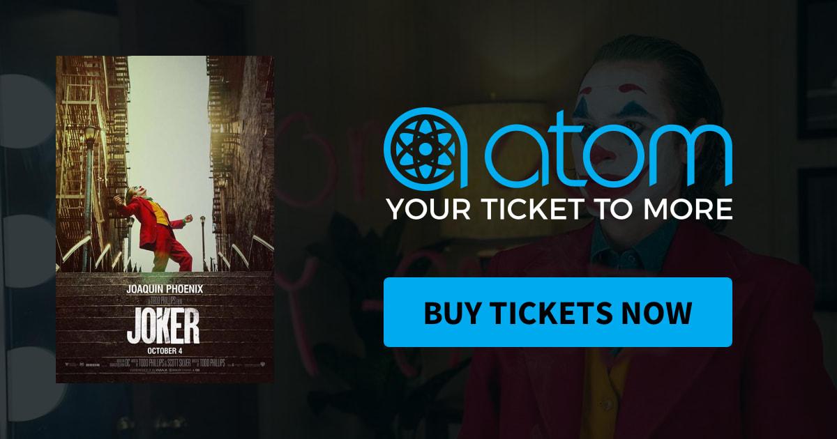Joker Showtimes Tickets Reviews Atom Tickets