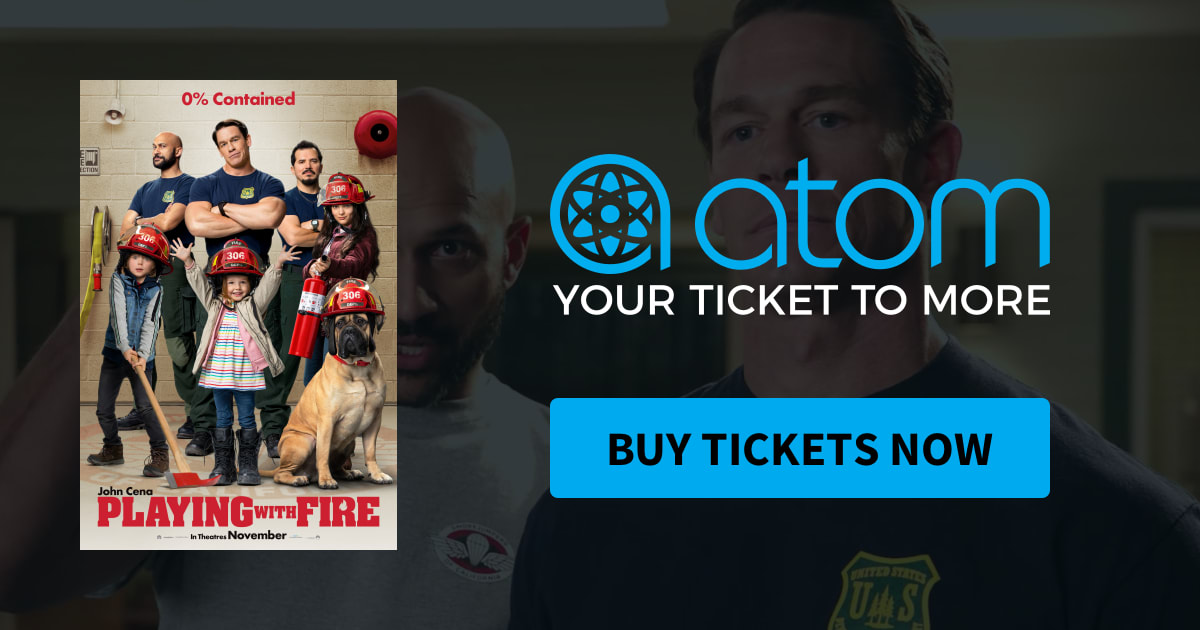 Playing With Fire Showtimes Tickets Reviews Atom Tickets