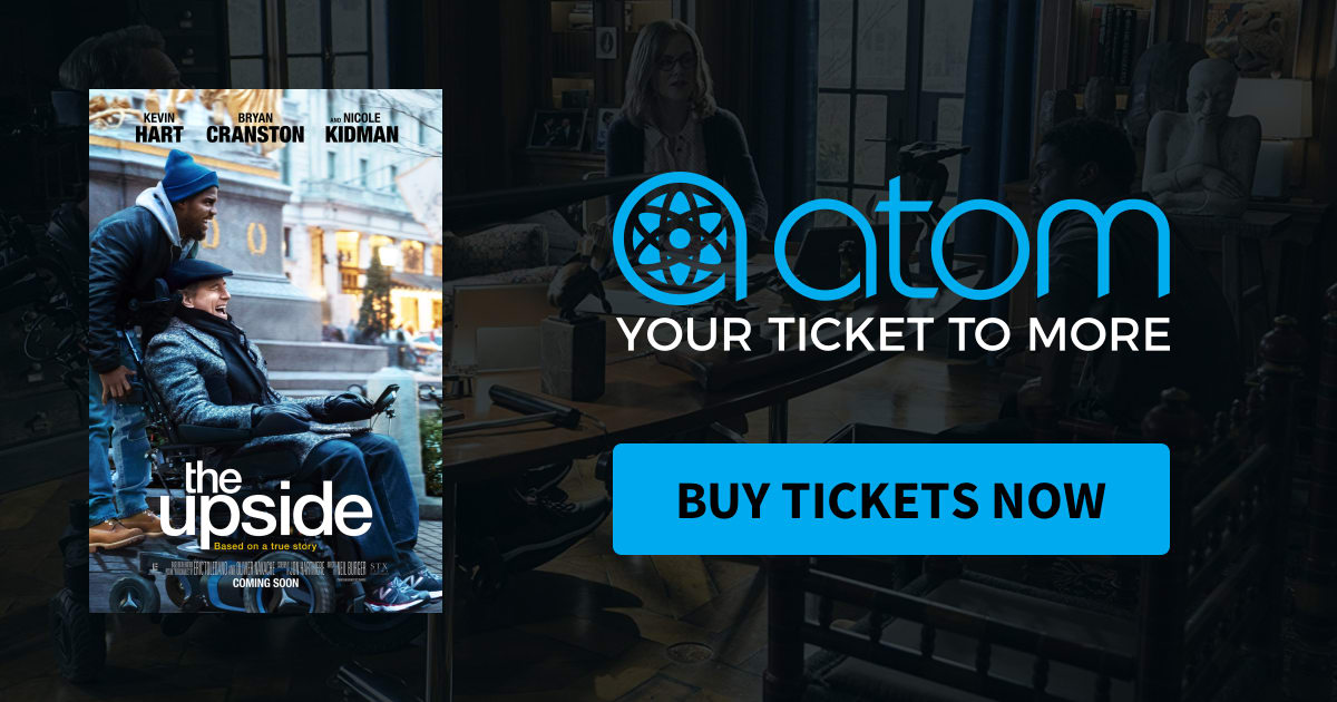 Atom Tickets – Buy Movie Tickets, Invite Friends, Skip Lines