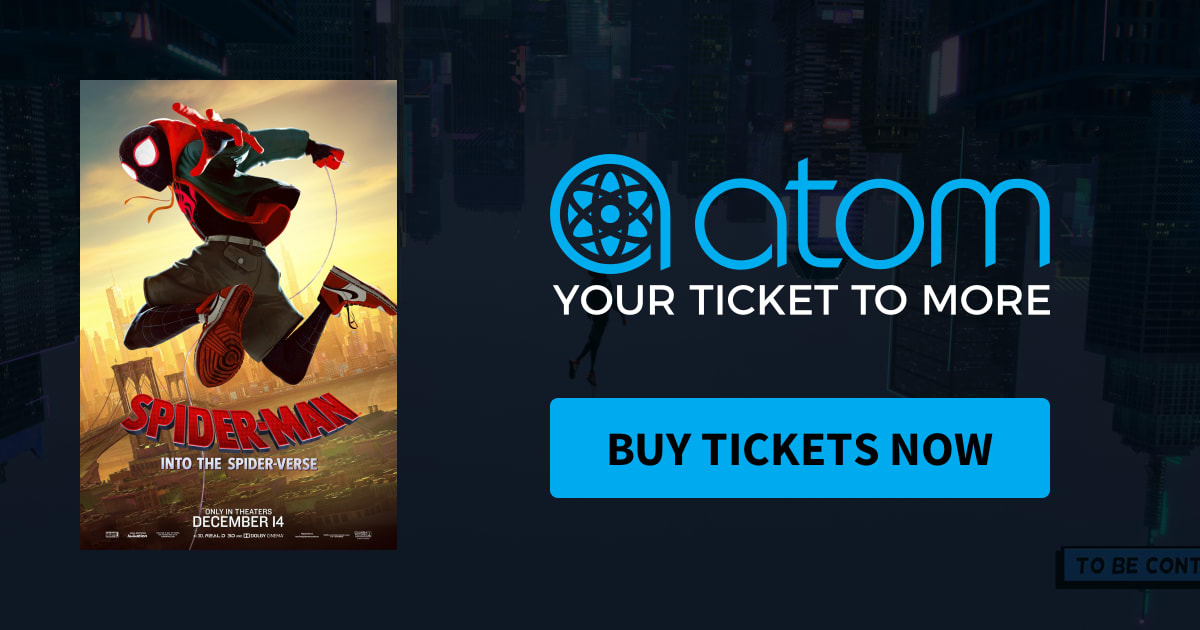 Spider-Man: Into the Spider-Verse Tickets, Showtimes & Reviews