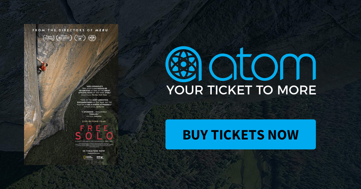 Free Solo Tickets Showtimes Reviews