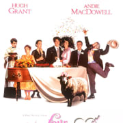 Four Weddings And A Funeral Poster 0