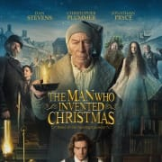 the man who invented christmas poster 0