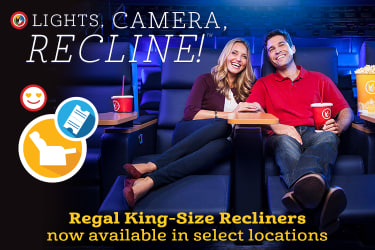 Movie Promotions, Discounts & Specials | Regal Cinemas