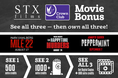 Regal cinemas free digital copies blu ray forum to receive digital rewards members must be subscribed to receive emails from regal crown club limit one of each reward per member fandeluxe Images