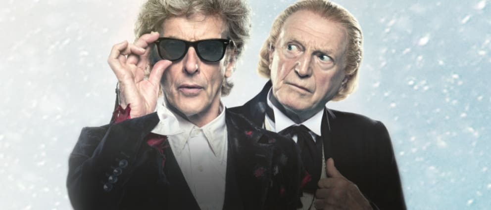 Image result for doctor who twice upon a time