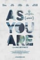As You Are Movie Poster