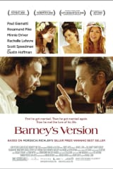 Barney's Version - Find showtimes & theaters