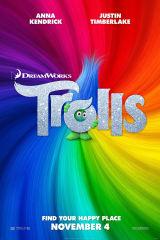 Trolls - Find showtimes & theaters