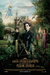 Miss Peregrine's Home for Peculiar Children - Find showtimes & theaters