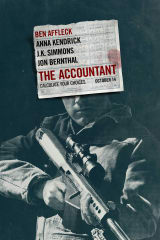 The Accountant - Find showtimes & theaters