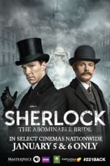 Sherlock: The Abominable Bride - Find showtimes & theaters