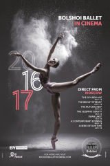 Bolshoi Ballet: A Hero of Our Time - Find showtimes & theaters
