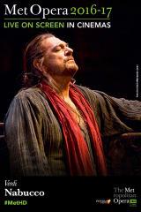The Metropolitan Opera: Nabucco ENCORE - Find showtimes & theaters