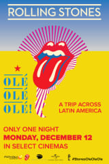 The Rolling Stones Olé Olé Olé! - Find showtimes & theaters