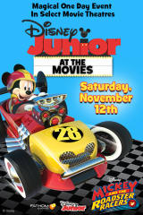Disney Junior at the Movies with Mickey! - Find showtimes & theaters