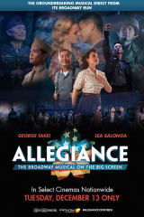 George Takei's Allegiance on Broadway - Find showtimes & theaters