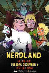 Nerdland: The Special Event - Find showtimes & theaters