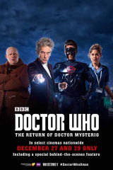Doctor Who: The Return of Doctor Mysterio - Find showtimes & theaters