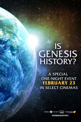 Is Genesis History? - Find showtimes & theaters