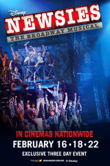 Disney's Newsies: The Broadway Musical! - Find showtimes & theaters