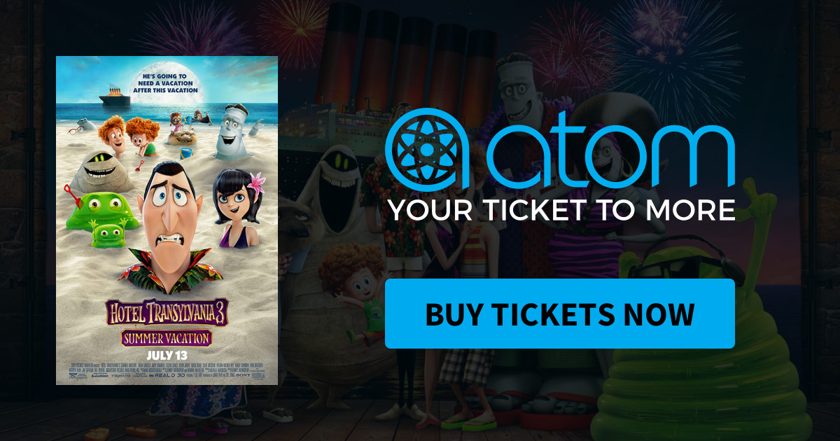 Hotel Transylvania 3 Summer Vacation Tickets Showtimes Reviews