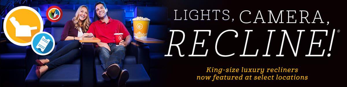 movie theatre recliners regal edwards ua theatres