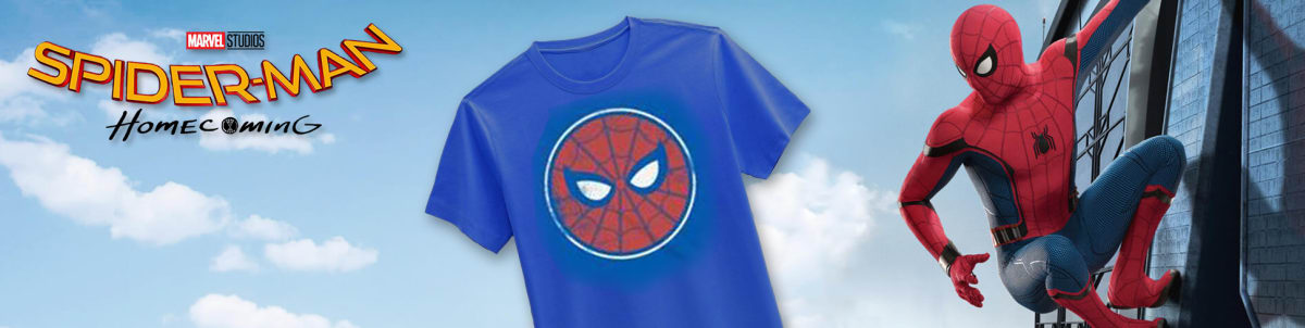 Spider Man Homecoming T Shirt Free Popcorn Offer