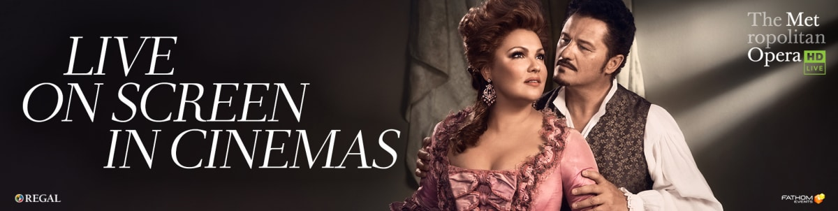 Metropolitan Opera Series Live At Regal Cinemas