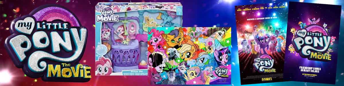 My Little Pony  Movie Times Tickets  Theatres