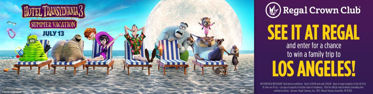 Hotel Transylvania 3 Summer Vacation Movie Trailer Amp More