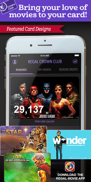 Regal cinemas ua edwards theatres movie tickets showtimes download the regal cinemas mobile app today and skip the lines at the box office ccuart Images