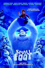 Atom Tickets: $5 off 2 or more Tickets to Smallfoot
