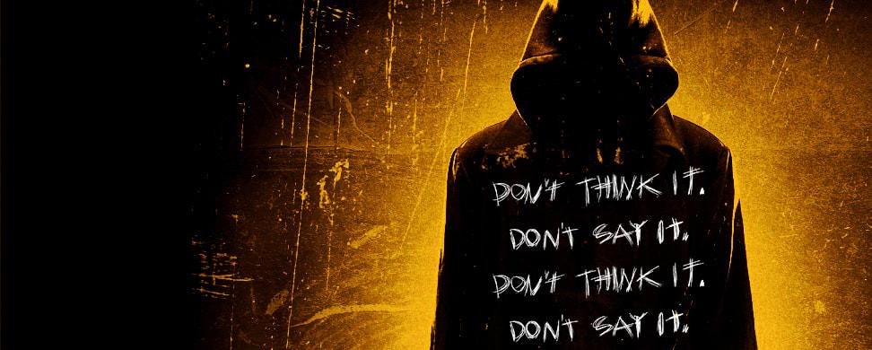 The Bye Bye Man Movie Poster