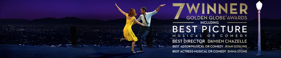 La La Land - Find showtimes & theaters