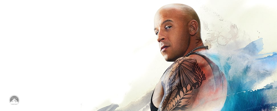 xXx: The Return of Xander Cage Movie Poster
