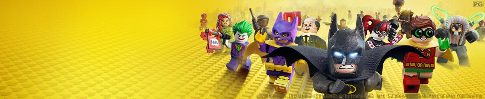 The Lego Batman Movie - Find showtimes & theaters